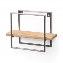 ETAGERE CARRE RIAN